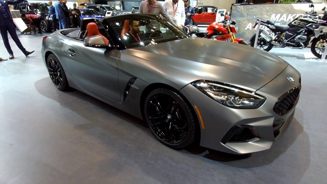 2020 Bmw Z4 2019 Canadian International Auto Show The Latest Information About New Cars Release Date Redesign And Rumors Our Coverag Bmw Z4 Bmw Latest Bmw