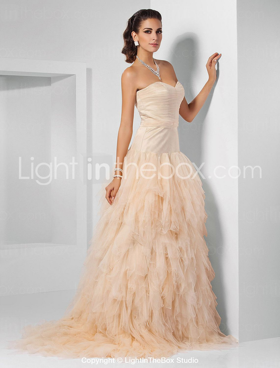 Ts couture prom formal evening quinceanera sweet dress