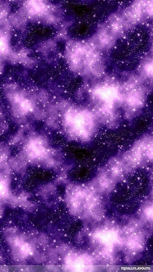 Image Via We Heart It Galaxy Purple Space Wallpapers