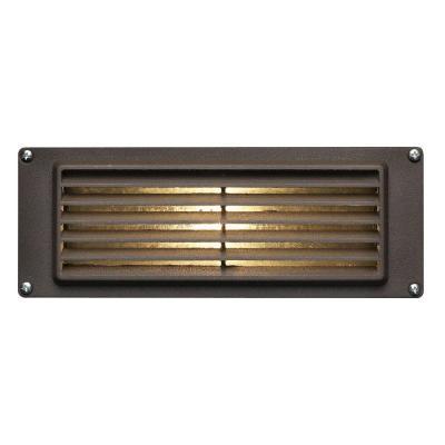Low Voltage Transformer Home Depot Brilliant Hinkley Lighting Lowvoltage 12Watt Bronze Stairmount Outdoor Deck Decorating Design