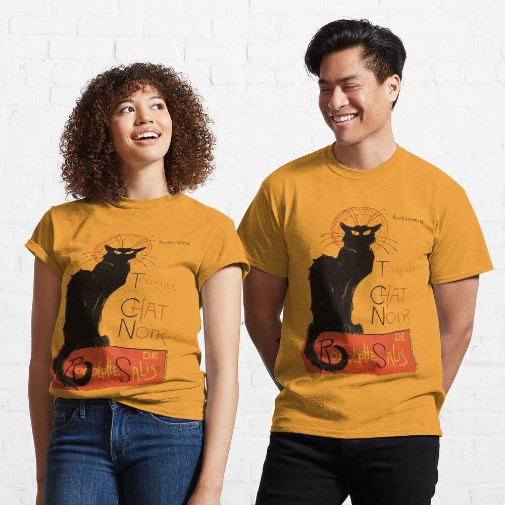 Tournee Du Chat Noir After Steinlein Essential T Shirt By Taiche Tournee Du Chat Noir T Shirts For Women Classic T Shirts