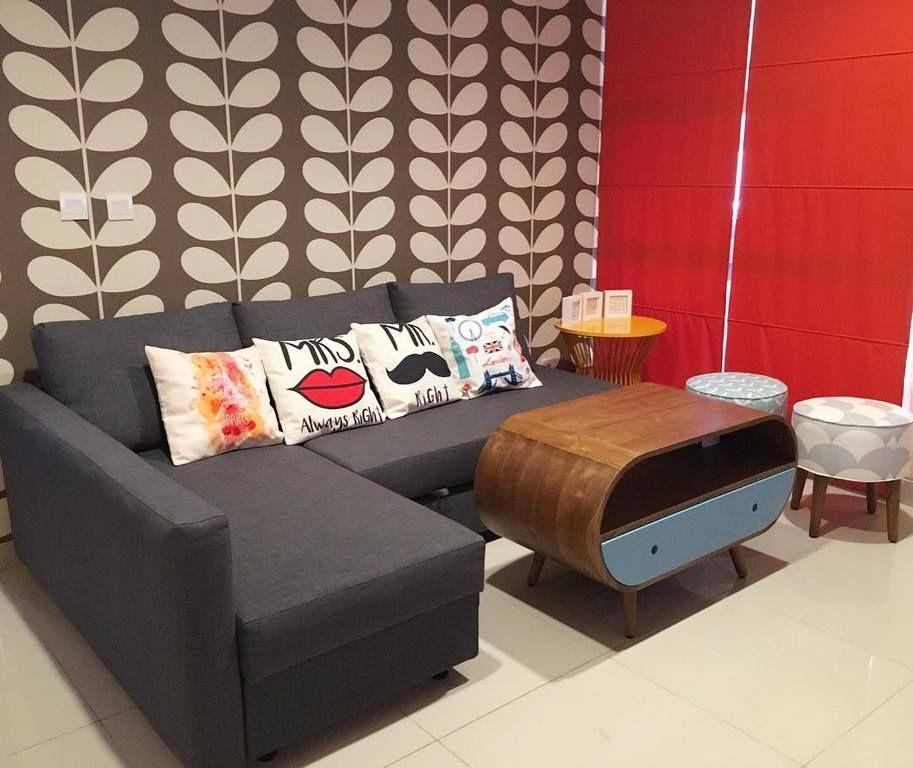 Sofa Minimalis Modern Untuk Ruang Tamu Kecil Sofa