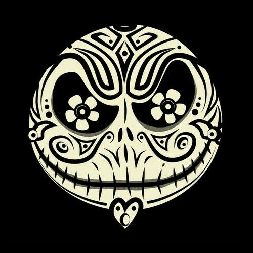 Digital Image Sugar Skull WallpaperJack