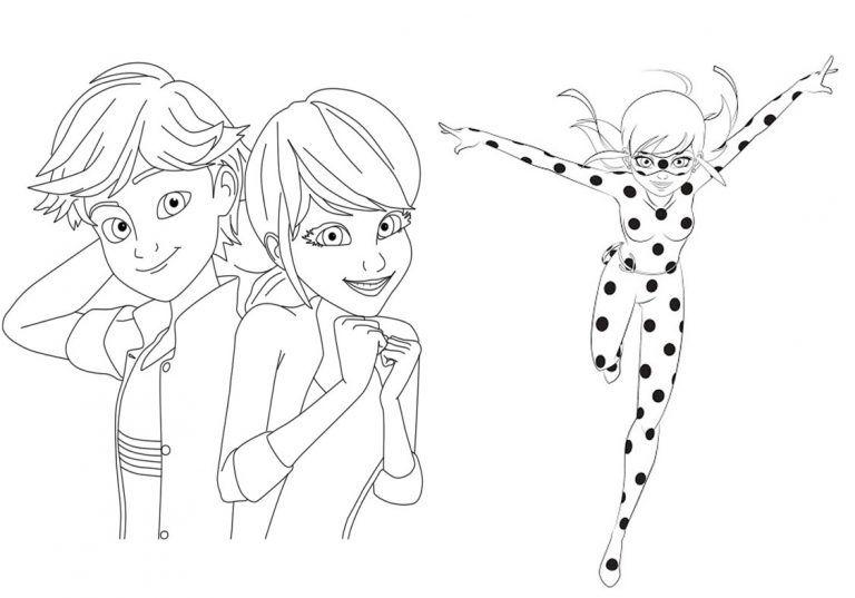 Livrinho Para Colorir Miraculous Ladybug 5 Colorir Imagens