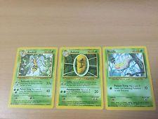 Beedrill 17/102 Weedle 69/102 Kakuna 33/102  Pokemon TCG  MINT CARDS  get it http://ift.tt/2fxgn7w pokemon pokemon go ash pikachu squirtle