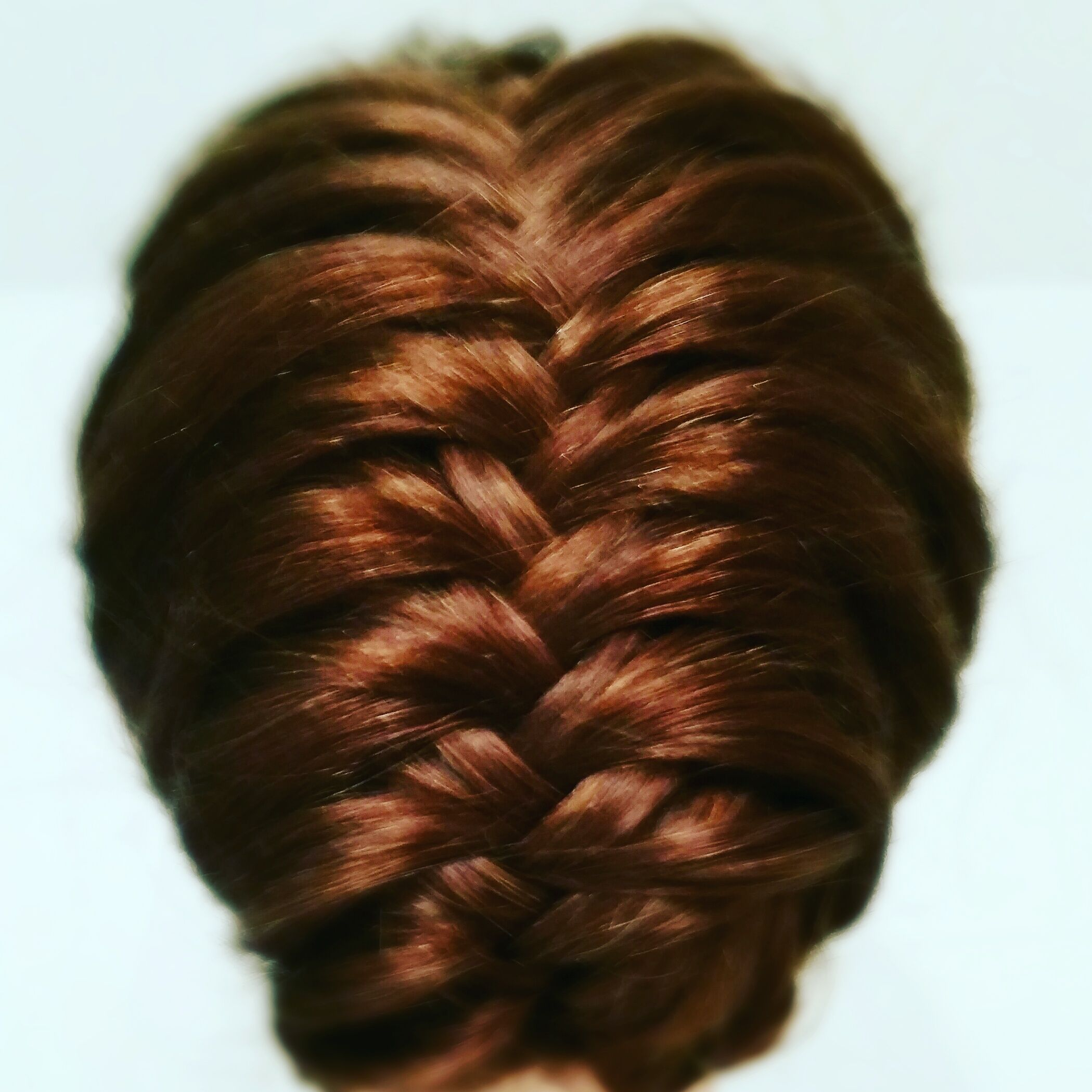 Perfect French braid