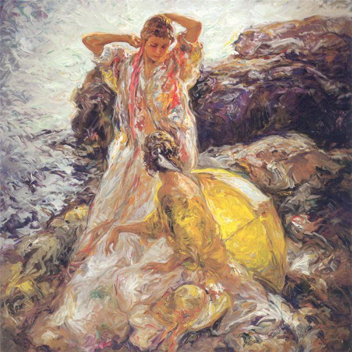 Jose Royo, 1941 ~ Spanish Impressionist painter | Tutt'Art@ | Pittura * Scultura * Poesia * Musica |