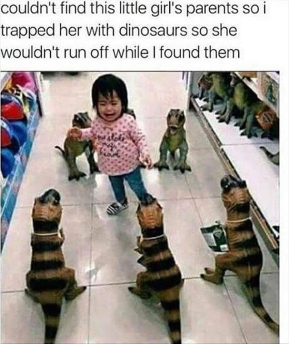 27 Pterrible Dinosaur Memes That Are Pure Dino Mite Funny Baby Memes Kid Memes Funny Kids