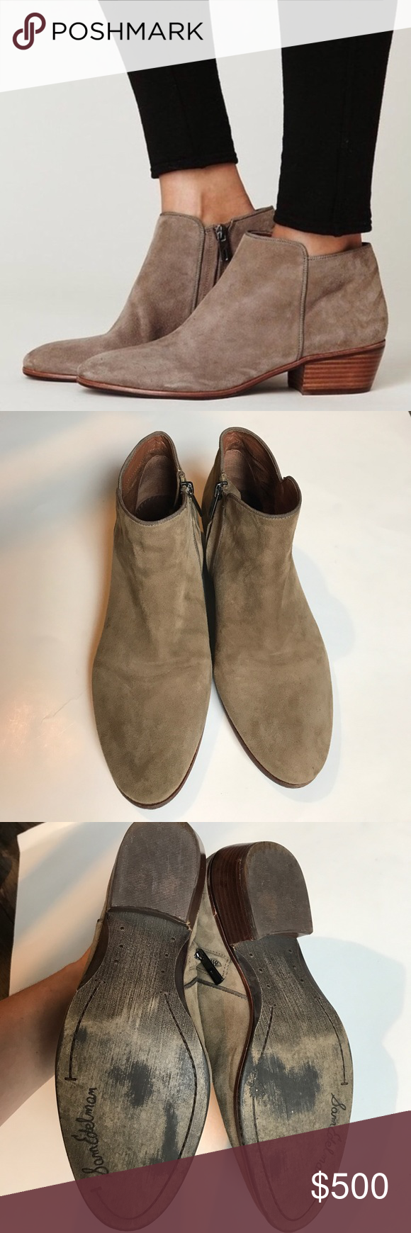 0ed3d1489af3eb Sam Edelman Petty Booties Condition - great shape
