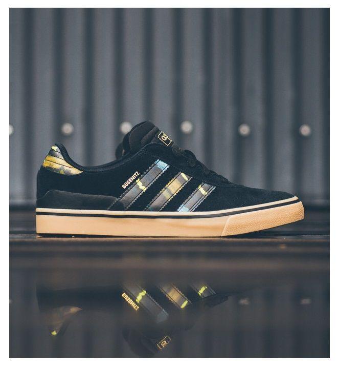 Busenitz Snickers Adidas schoenen Blackbumcamo Skateboarden Vulc g5qqw6AT