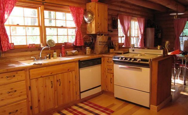 Resultado De Imagen De Decoracion De Cocinas Rusticas De Campo - Fotos-de-cocinas-rusticas-de-campo