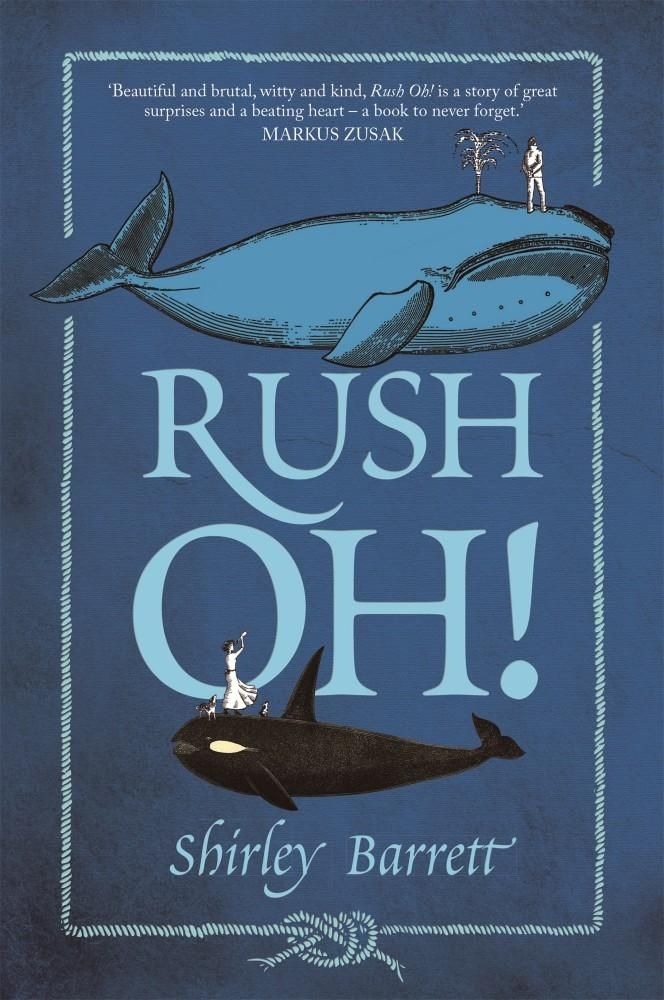Rush Oh! by Shirely Barret. Read by Rita. Rated 4/5.
