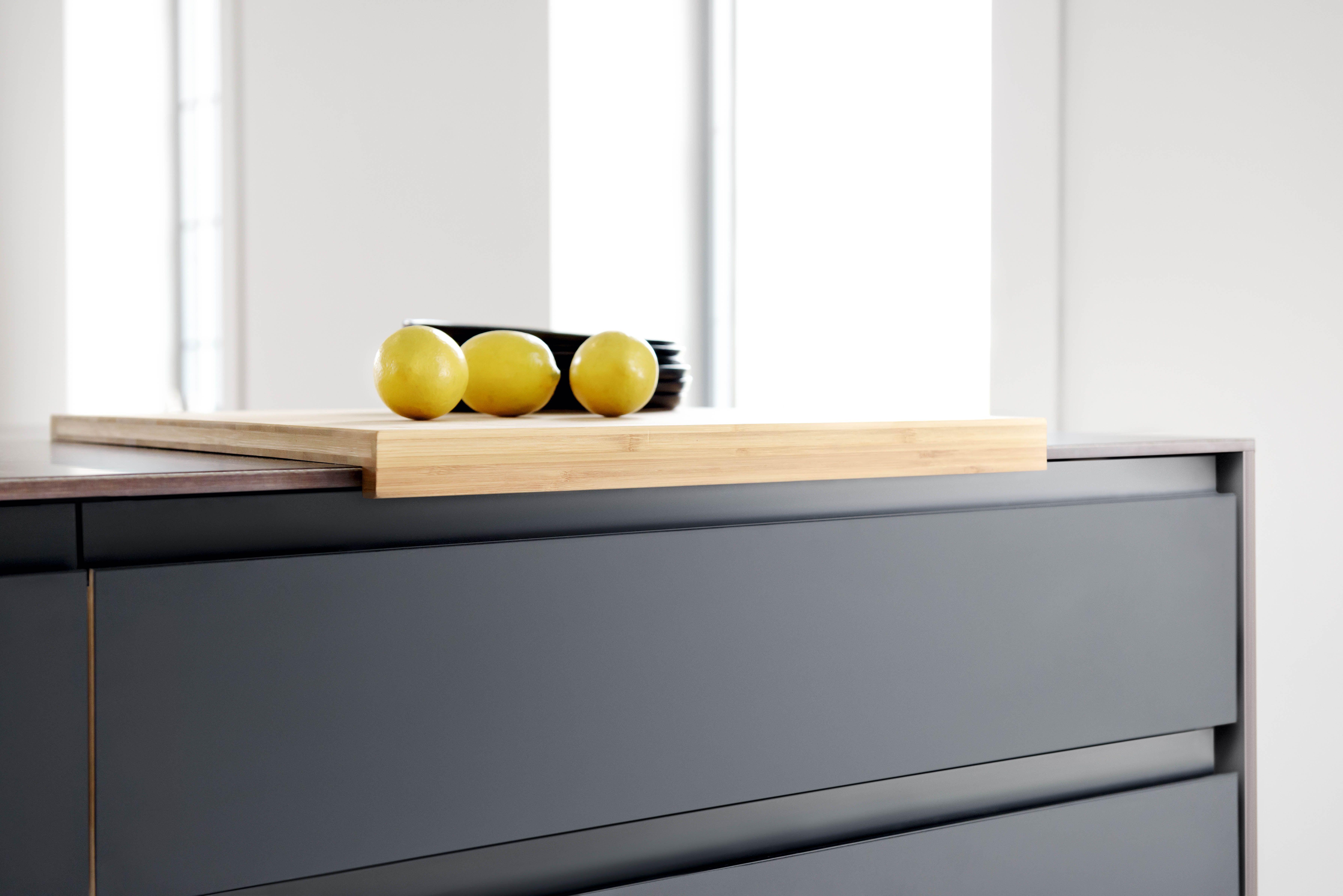 Wir designen Fronten für Ikea Küchen. Design Klar_Linje ...
