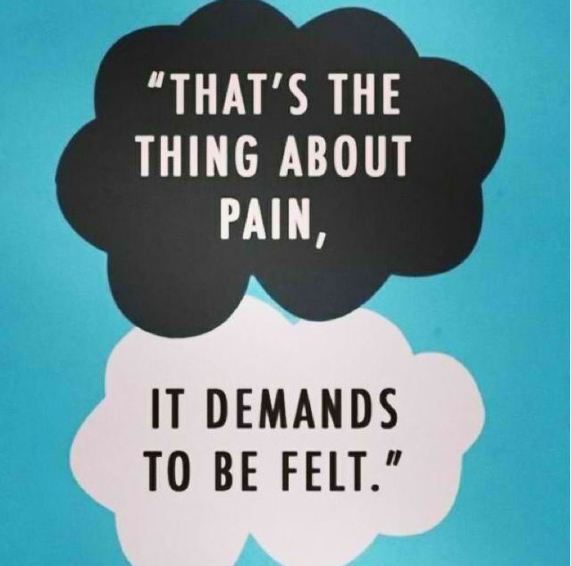 The Fault In Our Stars John Green Best Book Quote.