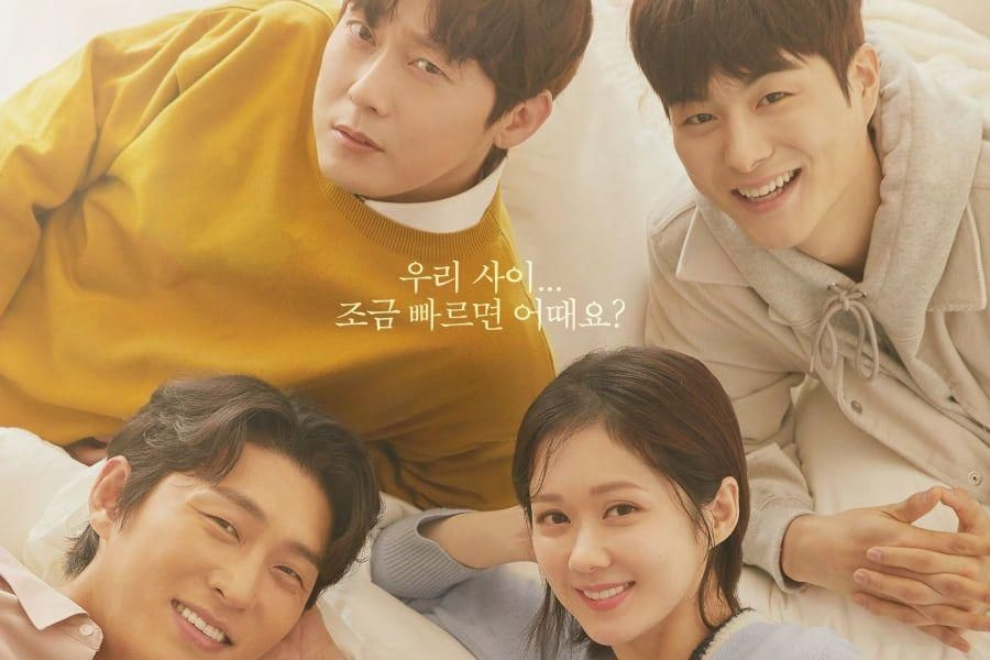 """Oh My Baby"" Highlights Intriguing Love Line Between Main Characters In New Posters"