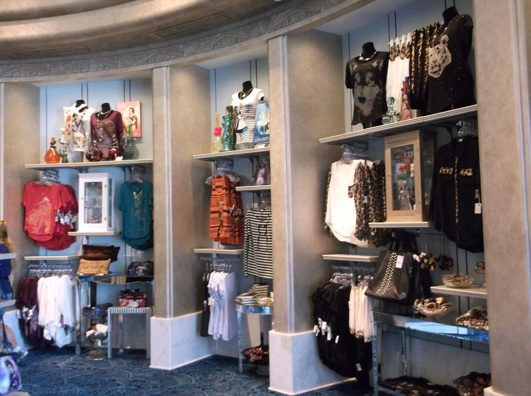 California clothes store