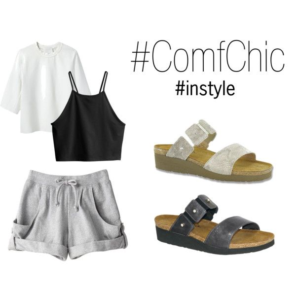 """""""comf chic"""" by instyle-shoes on Polyvore"""
