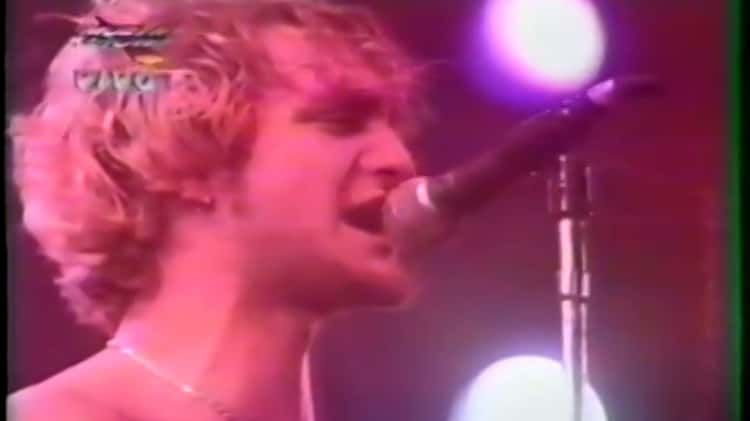 Alice In Chains Live At Hollywood Rock Rio De Janeiro Brasil