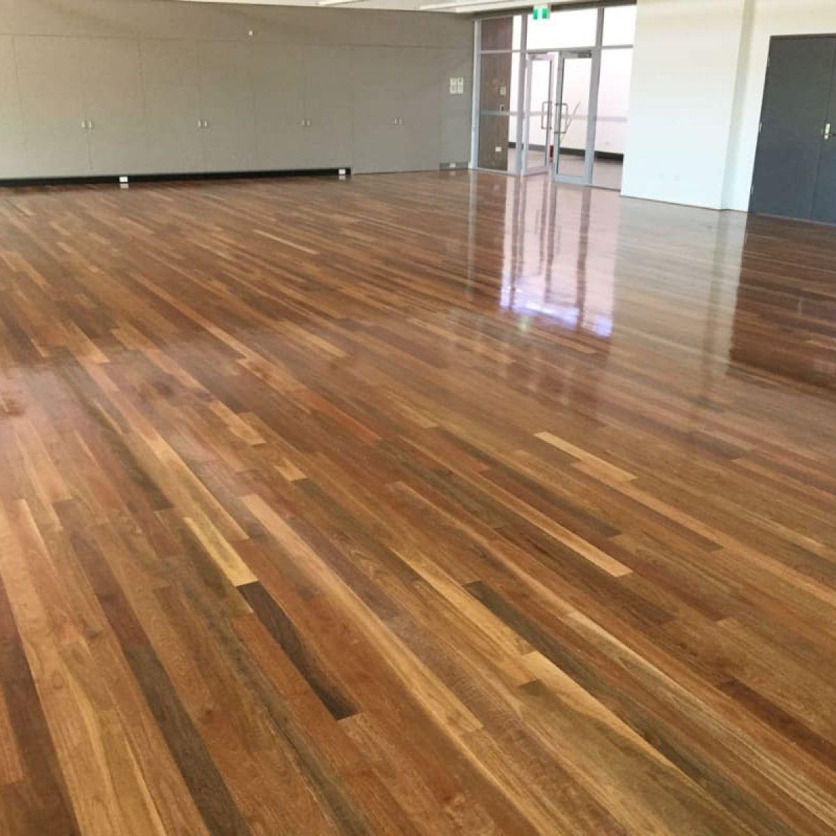Commercial Timber Flooring, Modern Designs & Work Samples