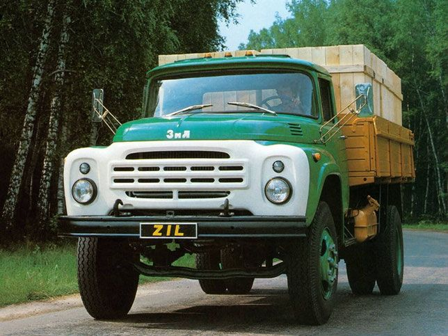72 Zil Trucks Service Manuals Free Download