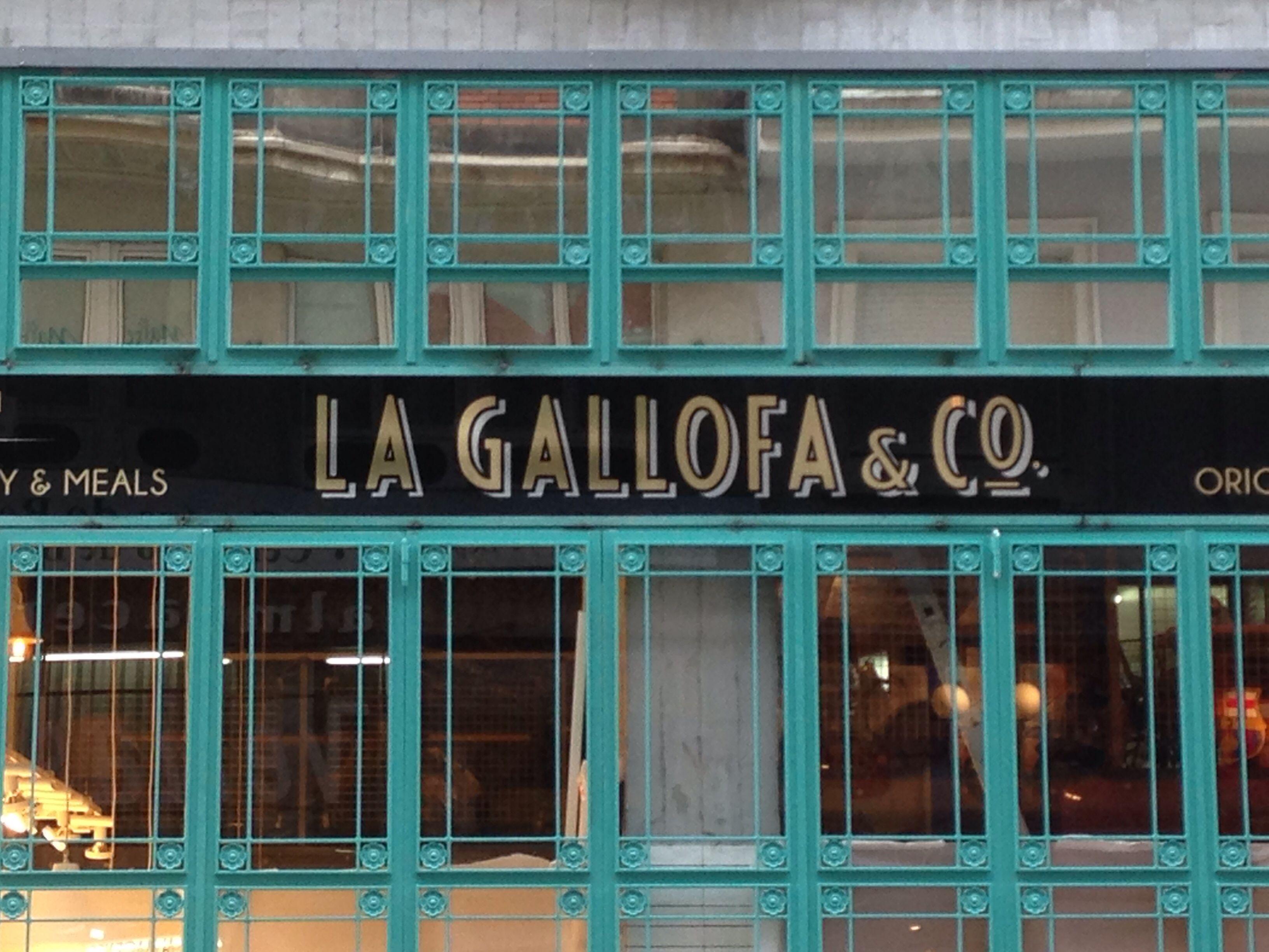 La Gallofa Santander Mercado Pinterest Mercadillos Y Fachadas # Muebles Hoznayo