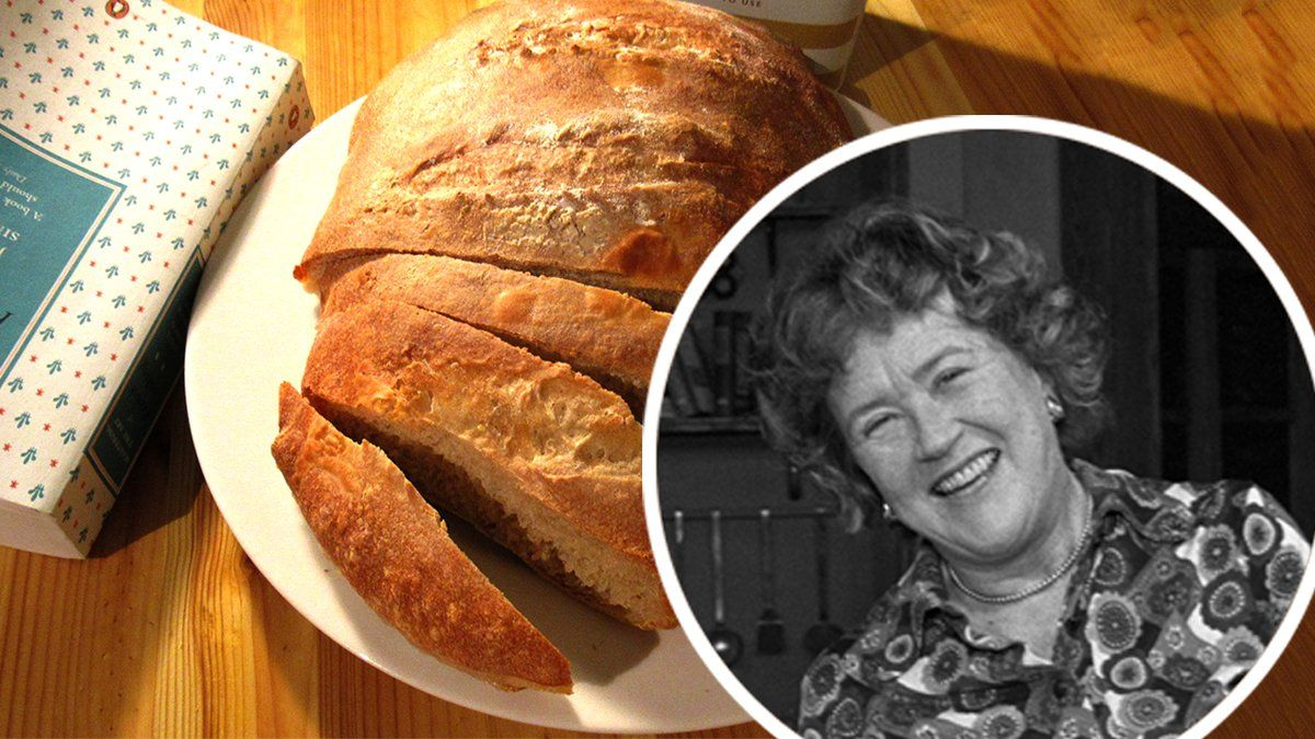We Made Julia Child's French Bread. Here's What Happened ...