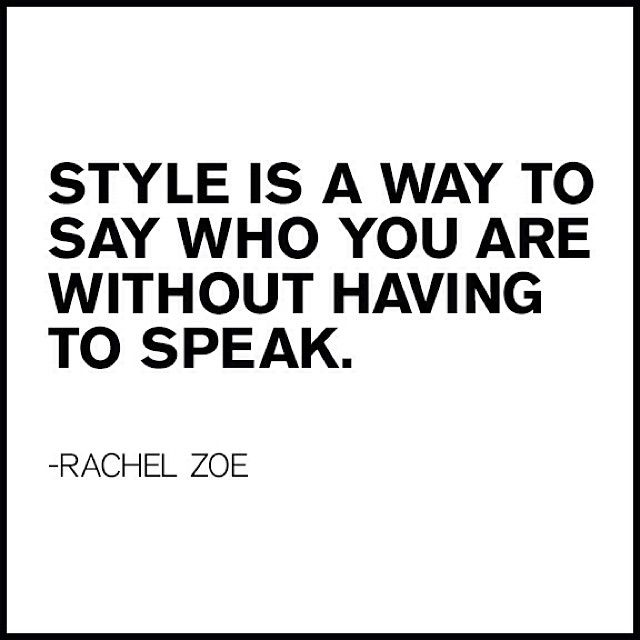 #FashionRealTalk