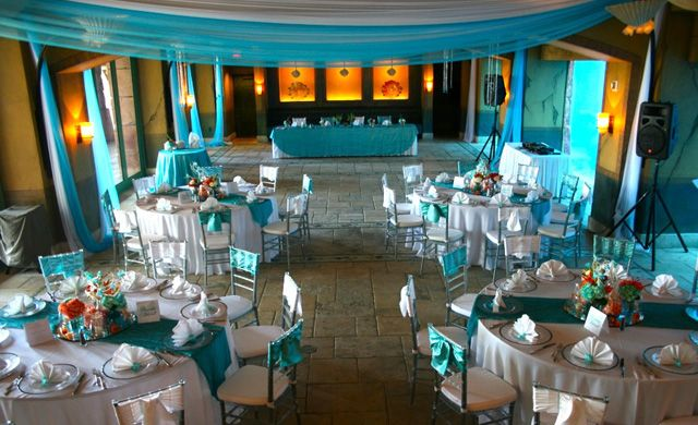 Under the sea Wedding theme2 | Decorate Your Events | Pinterest ...