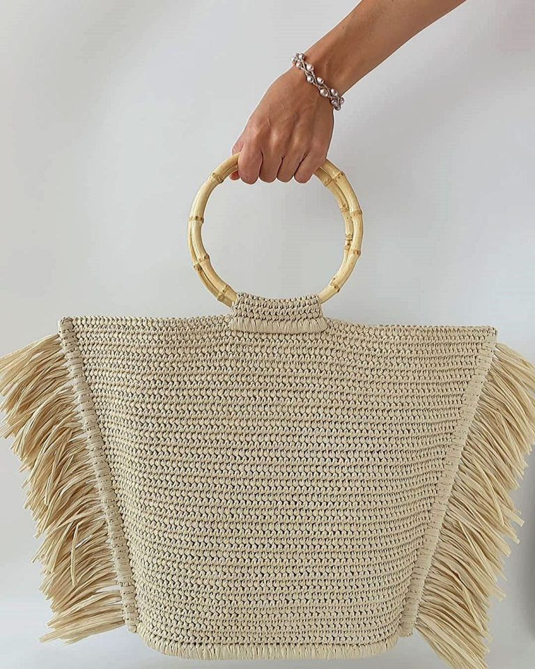 Crochet Bag Models Worth Seeing In August 2019 – Page 4 of 40