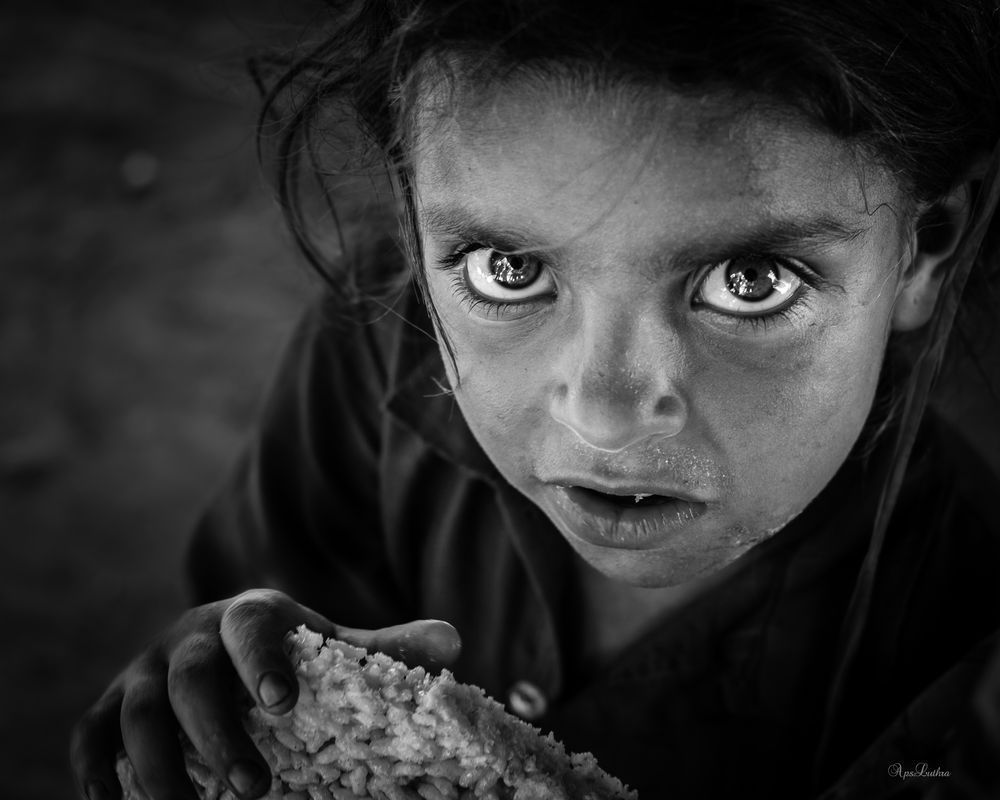 Pretty Eyes Photo by Amritpal Luthra — National Geographic Your Shot