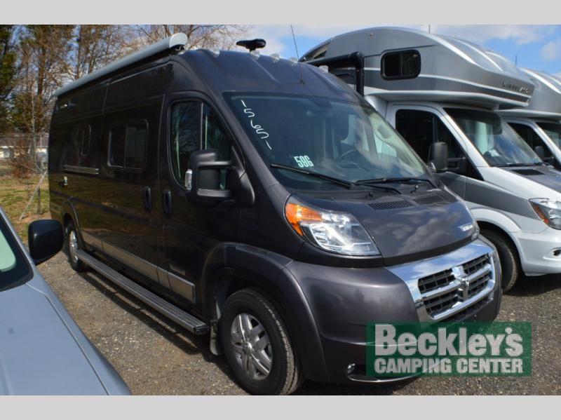 New 2019 Winnebago Travato 59g Motor Home Class B At Beckleys Rvs