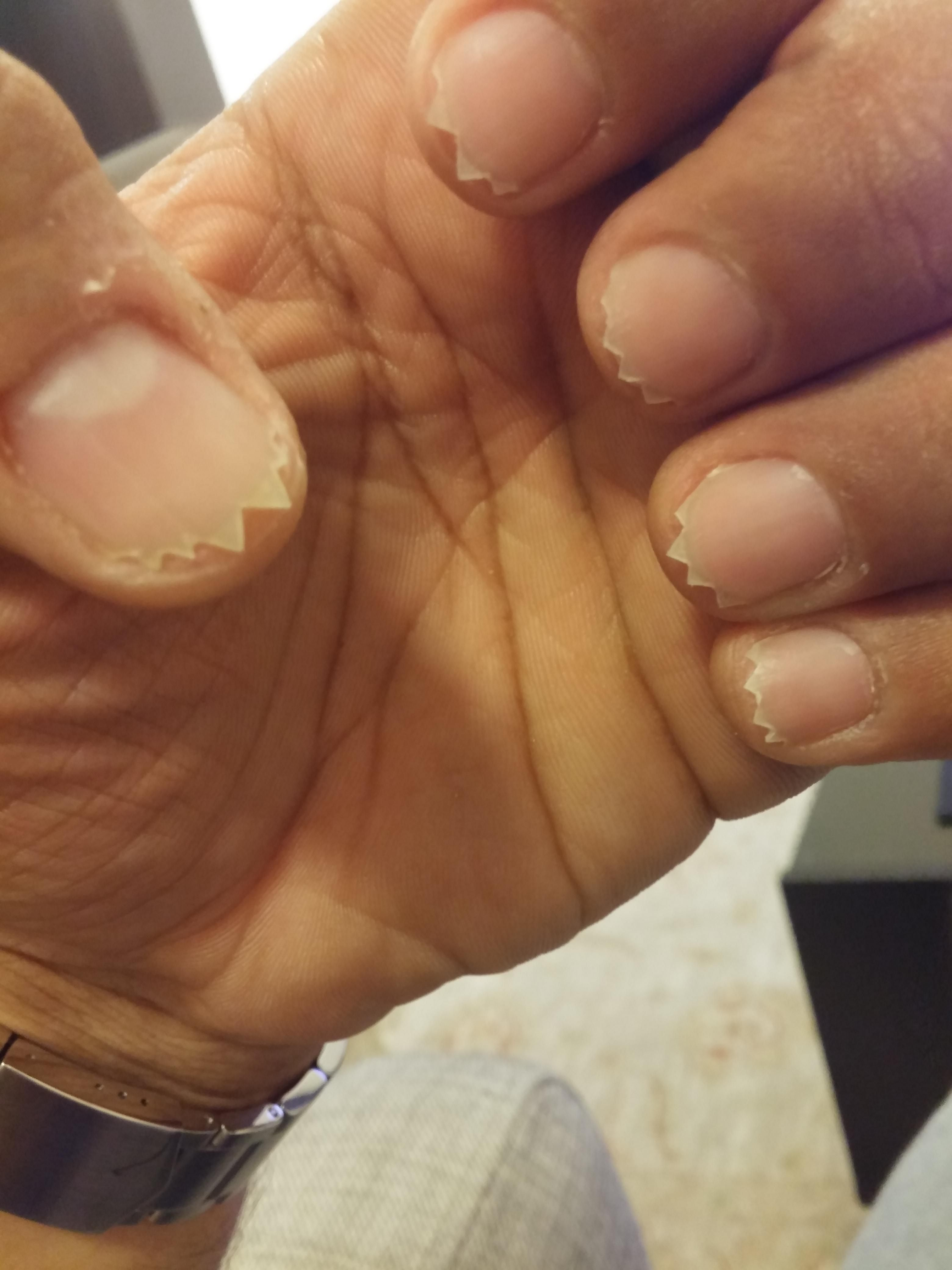 When will this become the new style of cutting nails