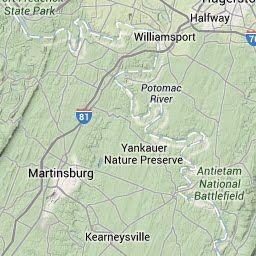 Appalachian Trail Maps & Guides | Appalachian Trail ...