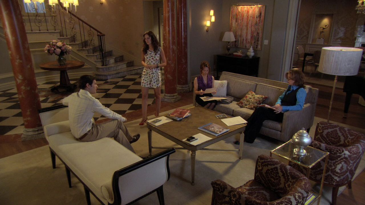 Gossip Living Room Nate Archibald S Apartment Interior Blair Waldorf