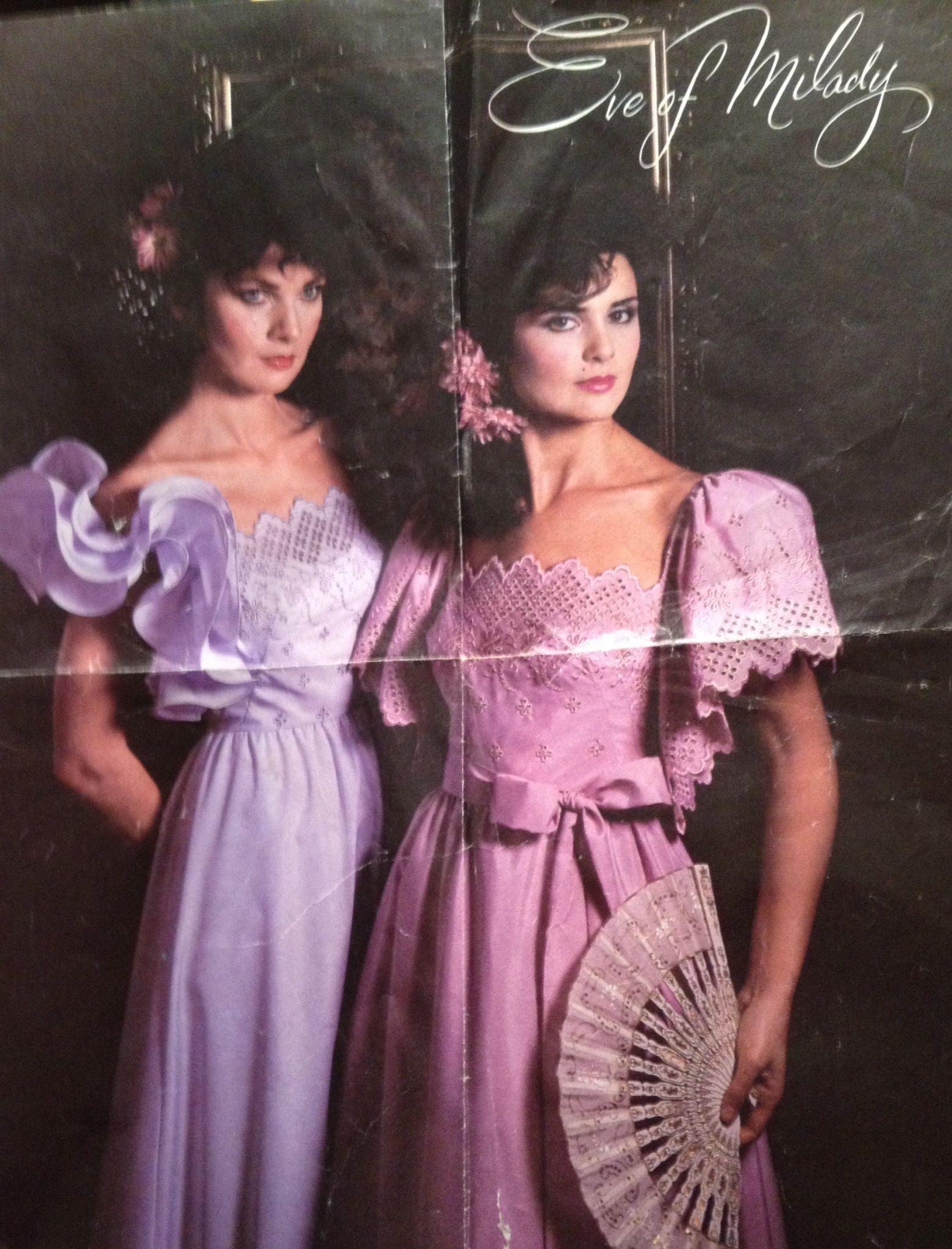 Único Eve Of Milady Wedding Dresses Bosquejo - Colección de Vestidos ...