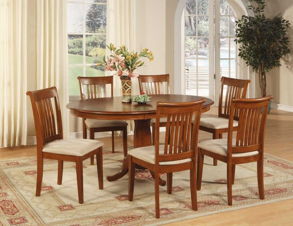 Kitchen Awesome Oval Glass Kitchen Table And Chairs Also Oval Captivating Oval Dining Room Table And Chairs Decorating Design