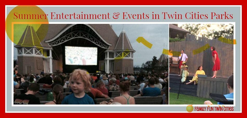 June Summer Entertainment