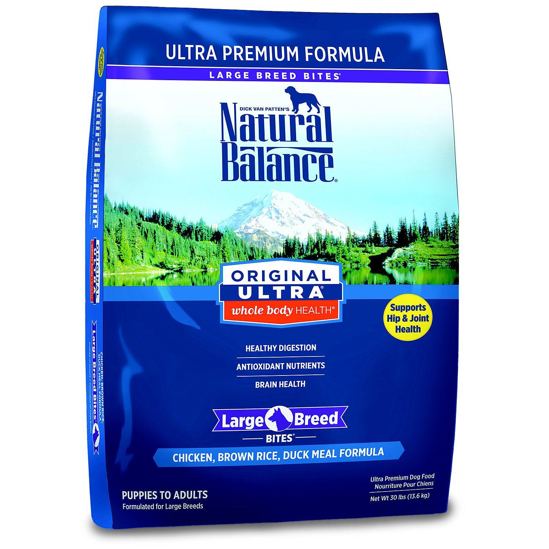 Natural Balance Original Ultra Whole Body Health Large Breed