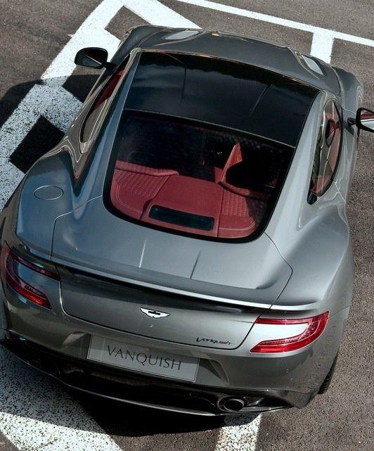 Super Sport Cars, Aston Martin
