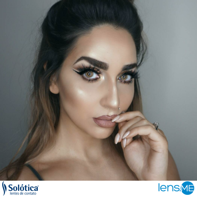 554b91df29422 Solotica Hidrocor Avela blends well with ©ladymimiz. What s the best color  that suits you  Double click to get these contacts!