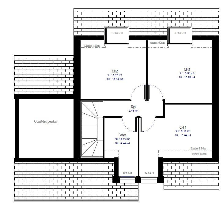 Pin by romedenne on maisons Pinterest - forum plan de maison