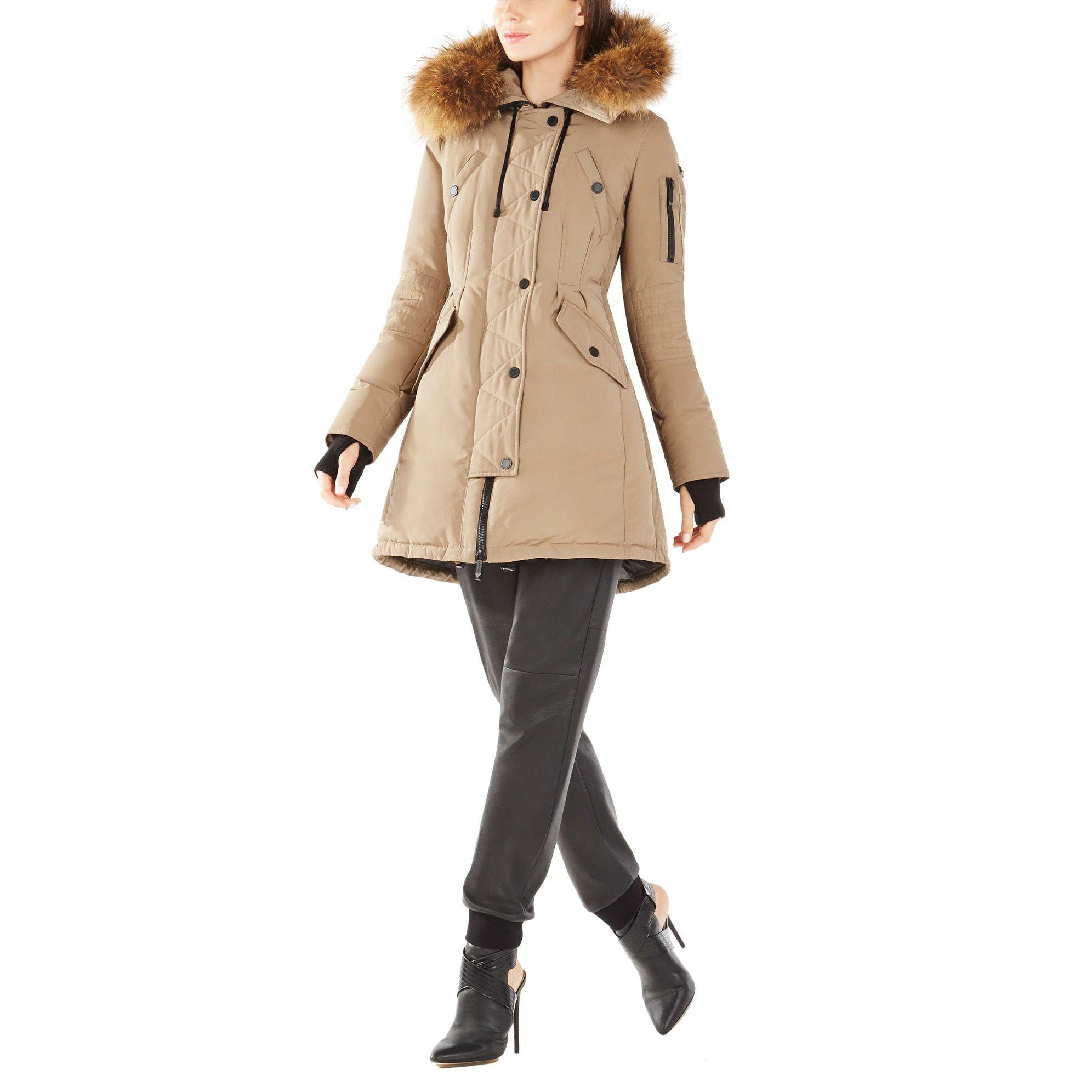 2363d52f5 BCBG Max Azria BCBGMaxazria Women's Sahara Puffer Coat | Clothes ...