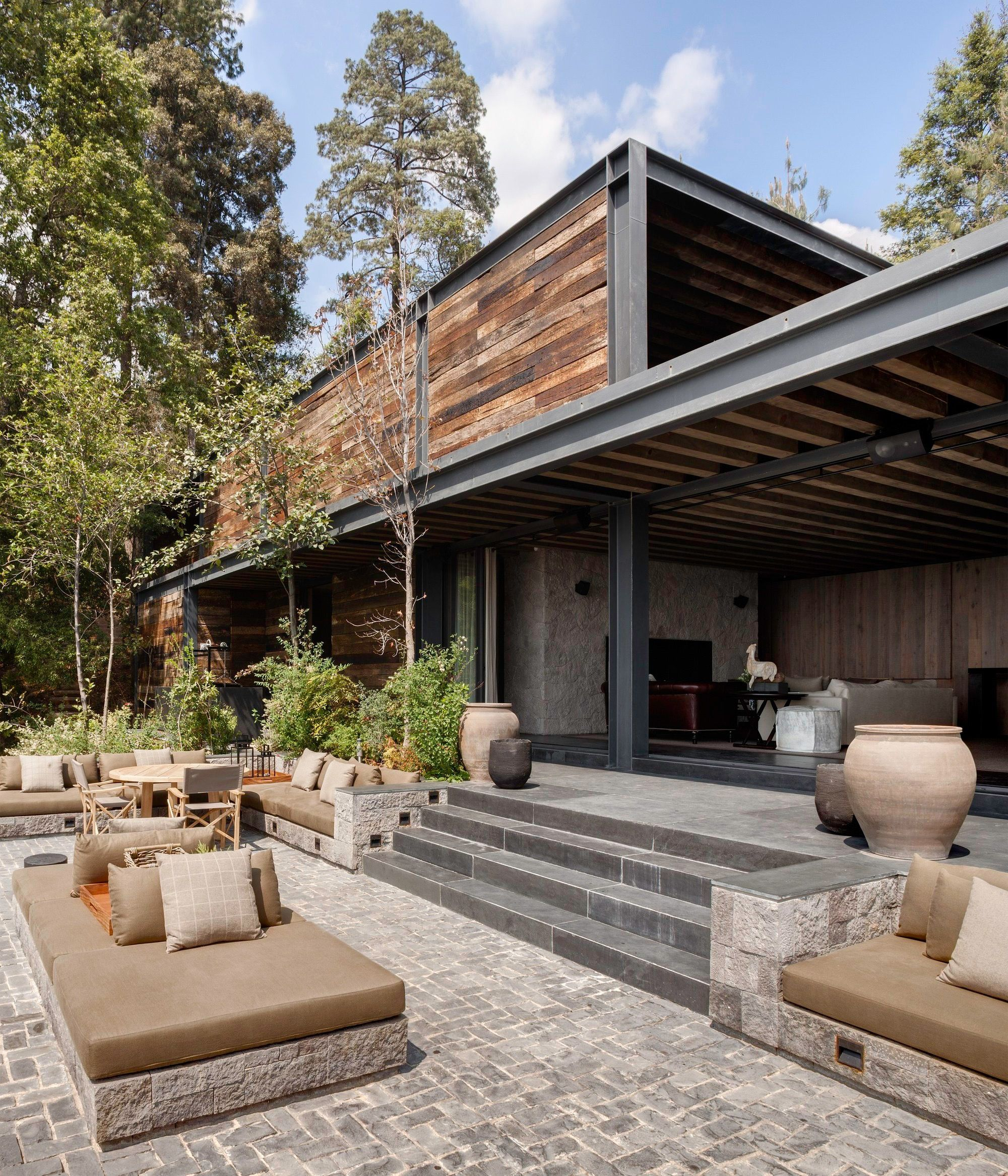 House Pin by Jo D on Modern
