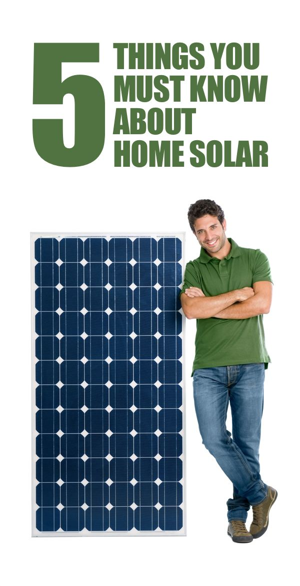 5 Things You Must Know About Home Solar Solar Solar Panels Solar House