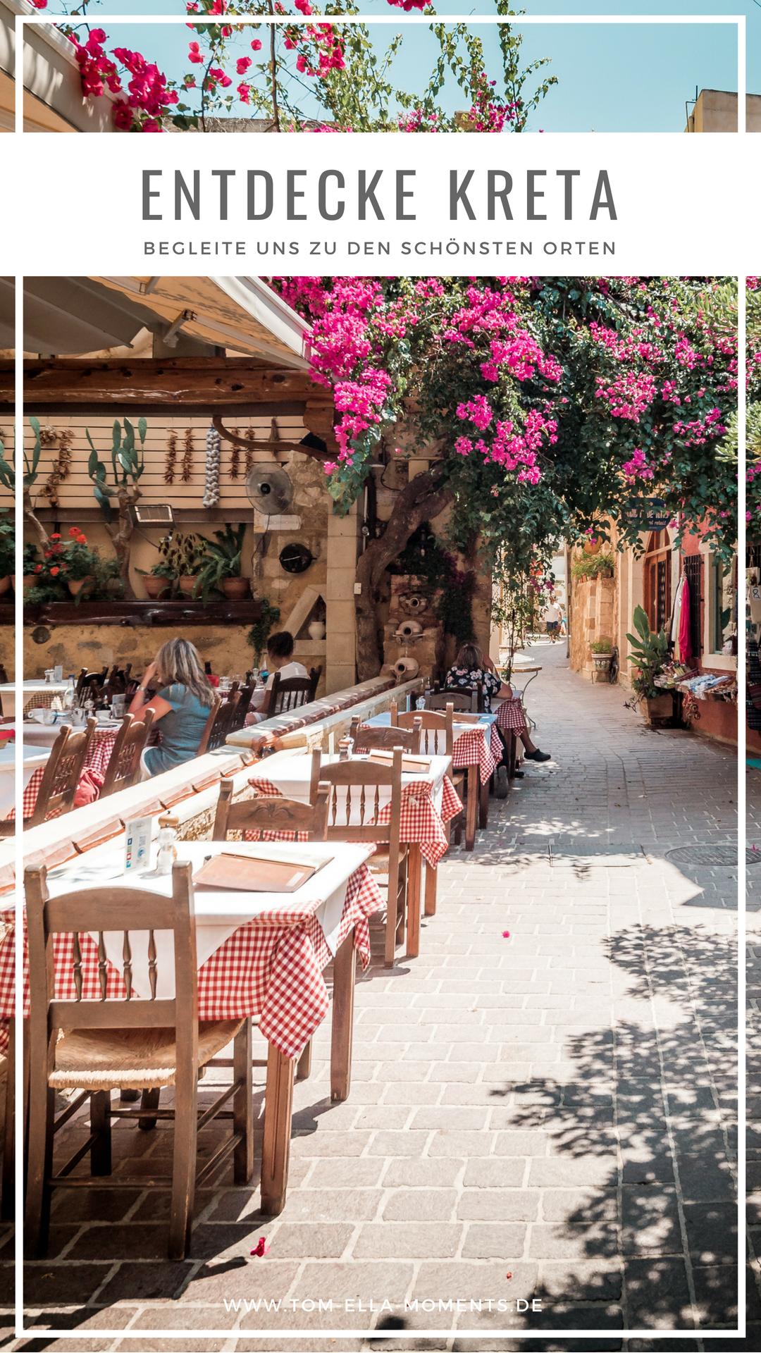 Lo más destacado de Creta: los rincones más bellos de la isla Tom Ella Moments