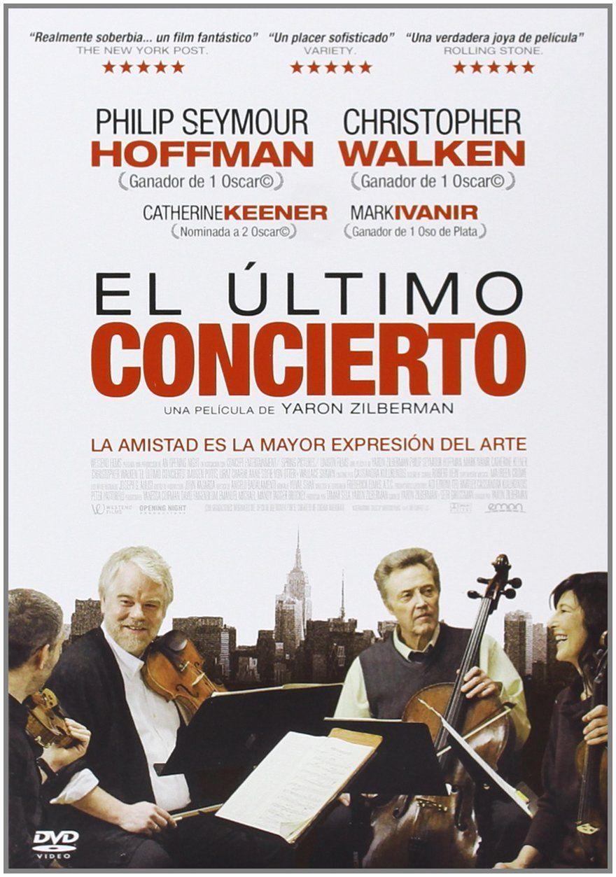 El último concierto [Recurso electrónico] / una película de Yaron Zilberman