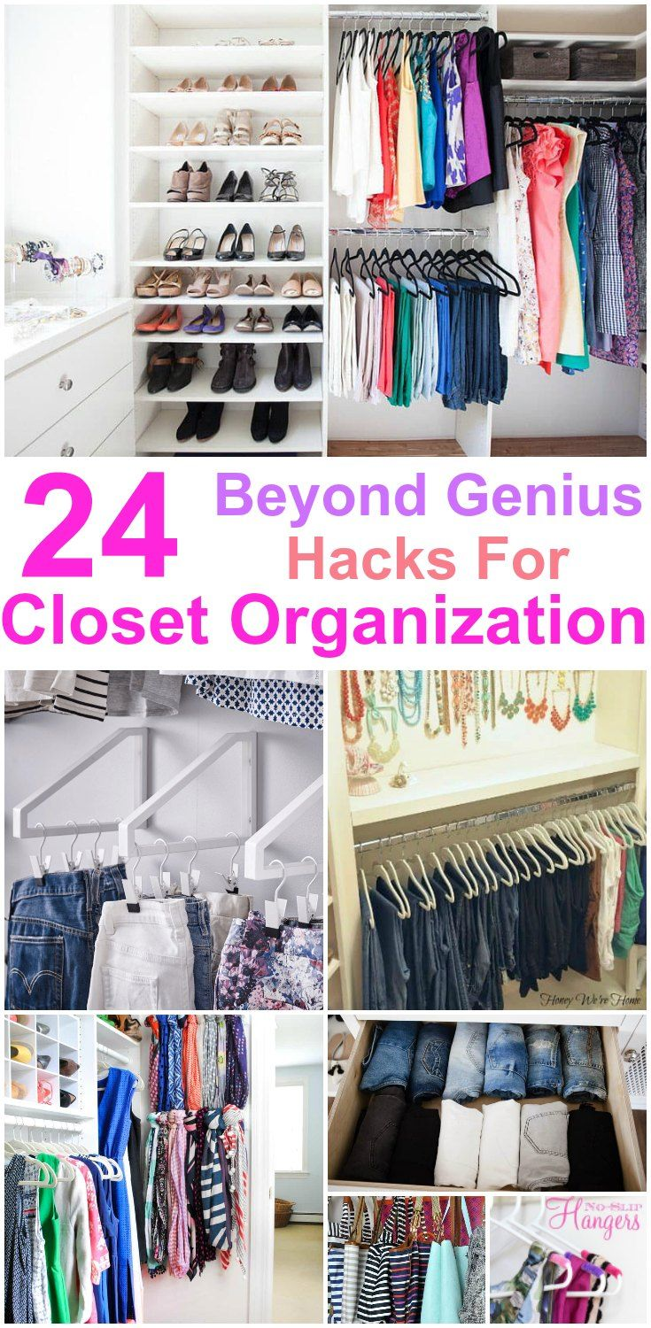 Best Closet Organization Ideas