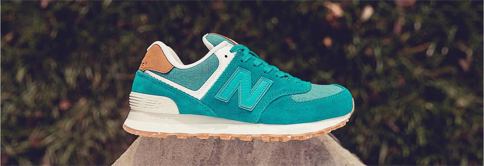 finest selection 7ac06 82063 Chaussures De Sport New Balance 574 Global Surf Femme Galapagos   Poudre  Nouvelle Collection