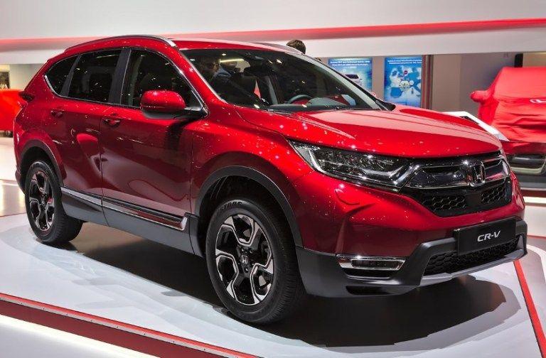 2020 Honda Crv Redesign Honda Crv Honda Civic Honda