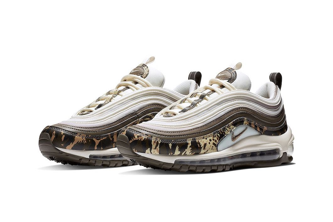 Nike Set to Release a New Air Max 97 Camo Pack | Nike air